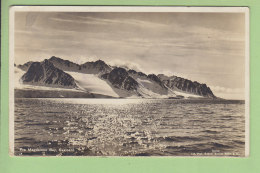 SVALBARD : Fra Magdalene Bay. 2 Scans. Photo Prof. Sutton - Norvège
