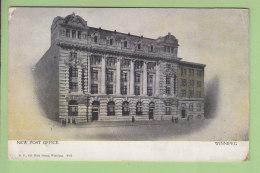 WINNIPEG : New Post Office. 2 Scans. - Winnipeg