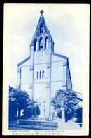 Cpa Du 31 Saint Julien Sur Garonne Eglise Et Monument Aux Morts --  Canton Auterive Volvestre Avril18-16 - Otros Municipios