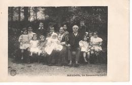 92  MEUDON   10 Novembre 1907  39° Anniversaire De Mariage  Grands Parents Et Petits Enfants - Meudon