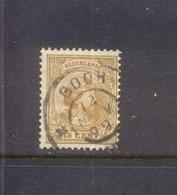 Grootrond Goor Op Nvph 39 - Periode 1891-1948 (Wilhelmina)