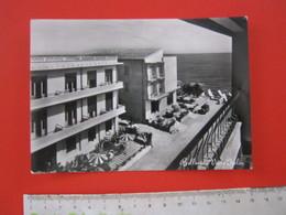 CA6 - ITALIA ITALY CARD - BELLARIA IGEA MARINA RIMINI FORLI VG. 1962 VEDUTA VIALE ITALIA VIA STRADA - Rimini