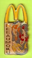 Pin's Mac Do McDonald's Keeaumoku Poissons - 2A26 - McDonald's