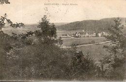 57. Saint Avold. Hopital Militaire - Saint-Avold