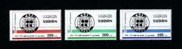 Sudán  Nº Yvert  565/7  En Nuevo - Sudan (1954-...)