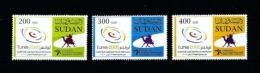 Sudán  Nº Yvert  553/5  En Nuevo - Sudan (1954-...)