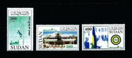 Sudán  Nº Yvert  562/4  En Nuevo - Sudan (1954-...)