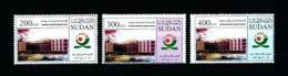 Sudán  Nº Yvert  547/9  En Nuevo - Sudan (1954-...)