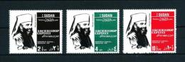 Sudán  Nº Yvert  296/8  En Nuevo - Sudan (1954-...)