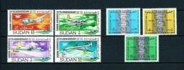 Sudán  Nº Yvert  216/19-220/2  En Nuevo - Sudan (1954-...)