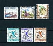 Sudán  Nº Yvert  165/7-168/70  En Nuevo - Sudan (1954-...)