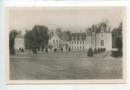 Environs De Boullerets : Le Château Du Pezeau (cher) Pigeonnier Colombier (cp Vierge) - Autres Communes