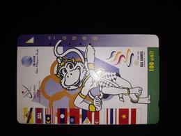 INDONESIA INDONESIEN - INDP 548  19th Sea Games 1997 1000ex..-RRR Used - Indonesia