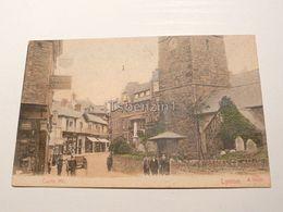 Castle Hill Lynton England - Inghilterra