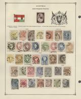 """29009 Nachlässe: DER """"ELFENBEIN""""-NACHLASS - Phantastische Und Allumfassende ALLE WELT-SAMMLUNG In ELF DICK - Stamps"""