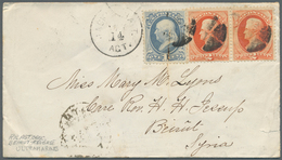 29021 Nachlässe: Großer Briefe-Nachlass In 255 Kartons Mit Mehreren Hunderttausend Briefen / Postkarten Ga - Stamps