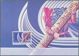 29023 Nachlässe: MODERNE BELEGE - Gewaltiger Bestand Von Nach Angaben Ca. 80.000 Belegen In 16 Kartons, Vo - Stamps