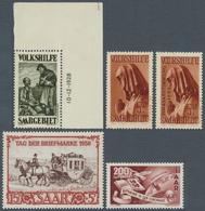 29074 Nachlässe: 1918/1988, Sammlernachlass In Zwei Großen Kartons, Dabei Bund Postfrisches Sammlung Bis A - Stamps