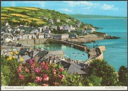 Mousehole, Cornwall, C.1970s - John Hinde Postcard - England