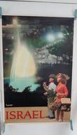 AFFICHE : ISRAEL : TEL AVIV  La Nuit   ,H 84,5,L 55 - Posters
