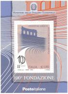 Italia Repubblica 2013 Festival Lirirco Sass.BF88 **/MNH VF - Hojas Bloque