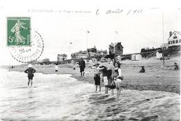50 JULLOUVILLE La Plage à Marée Basse 1911 - Otros Municipios