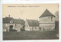 Parnes (Oise) Pavillon D'Alincourt, Chapelle Et Pigeonnier (colombier) - Autres Communes