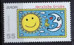 PIA  -  GERMANIA  -  2008  : Europa - (Yv  2487) - [7] Repubblica Federale