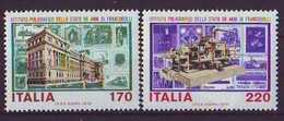 ITALY 1636-1637,unused - Timbres