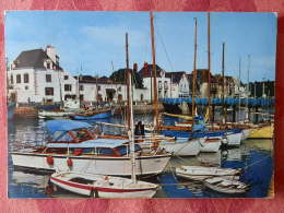 Dep 44 , Cpm LE CROISIC , 11 , Ports Bretons .. (169) - Le Croisic