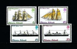 Islas Pitcairn  Nº Yvert  145/8  En Nuevo - Sellos