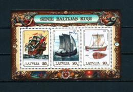 Letonia  Nº Yvert  HB-10  En Nuevo - Lettland