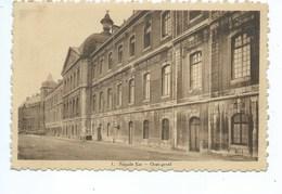 Liège Hôpital Militaire ( Lot De 3 Cartes Postales )Façade - Salle De Malades - Salle De Cours - Liège