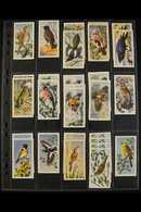 BROOKE BOND & CO LTD  1950's-1990's Large Accumulation In A Box With Many Complete Sets And Part Sets. Can See British I - Cigarettes