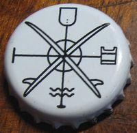 Capsule Cerveza Beer Bottle Cap Kronkorken Russia #2.3 - Bière