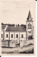 62 ANZIN SAINT AUBIN -- L' Eglise  N° 16 - France