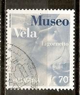 Suisse Switzerland 2001 Musee Museum Obl - Zwitserland