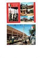 Lot 2 Cpm - MADAGASCAR - Malagasy  - TULEAR Le Marché - FARITANY ATSIMO Le Sud - - Madagascar