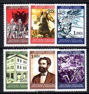 368 - 490 - ALBANIA 1978 ,    Yvert N. 1775/1780 ***  MNH - Albania