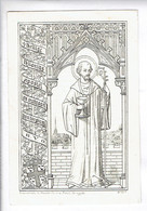 DP 6633 - JOANNES BOONE - ROSA LECLUYSE - LUDOVICUS BOONE - ROSELIE VERHEMME - + ISEGHEM - Images Religieuses