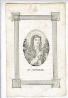 DP 6634 - PETRUS FERDINANDUS VANDERGHINSTE - KORTRIJK EN ER OVERLEDEN 1848 - Images Religieuses