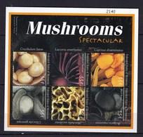 Feuillet ** Numéroté 2140 De 6 Valeurs Neuves De Micronésie Champignon - Champignons