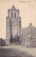 CPA Wormhout, Eglise, Wormhoudt, Nord (pk46374) - Wormhout