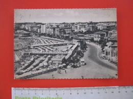CA6 - ITALIA ITALY CARD - NETTUNO ROMA VG. 1956 LUNGOMARE RIVIERA DI LEVANTE SPIAGGIA - Other Cities