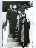 153117 FADEYEV Soviet Writer & Actors Of MKhAT Old PC - Professions