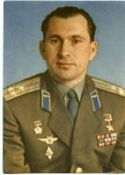 154391 USSR SPACE Pavel Beliaev BELYAYEV Soviet Cosmonaut - Space