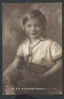 +++ CPA - Famille Royale Belge - Belgique - Princesse Josephine Charlotte   // - Royal Families