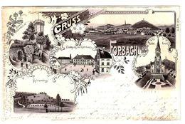 FORBACH - Gruss - Forbach