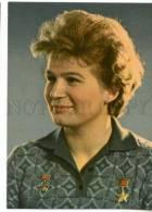 154397 USSR SPACE Valentina NIKOLAYEVA TERESHKOVA OLD PC - Space