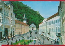 BAILE HERCULANE ROMANIA POSTCARD USED - Romania